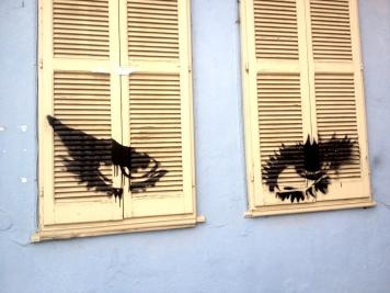 Street Art, Kavala, Graffiti