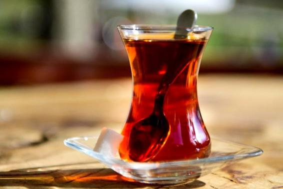 çay, turkish tea