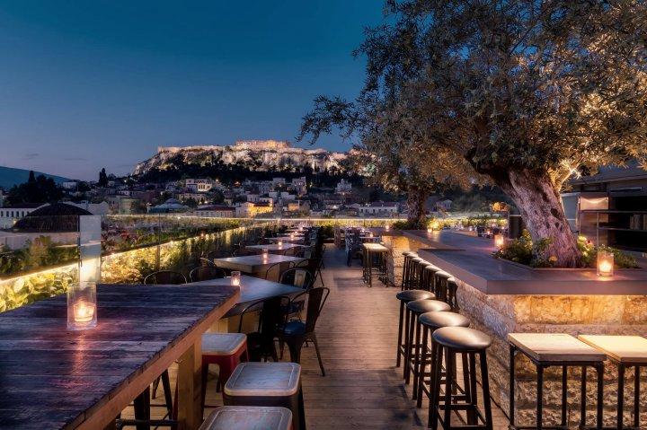 360, Athens,, Acropolis