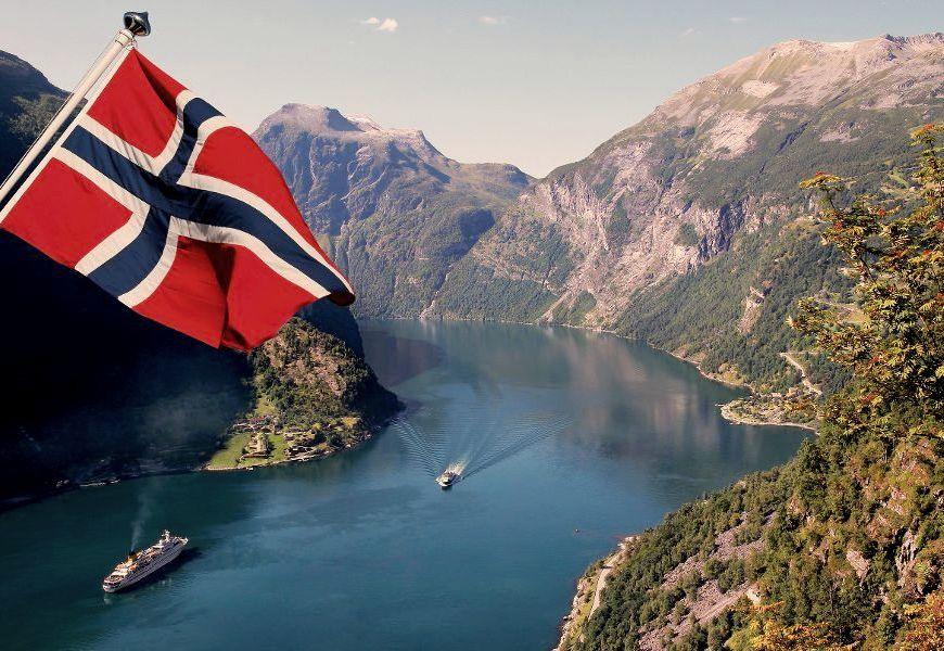 norway, fjord